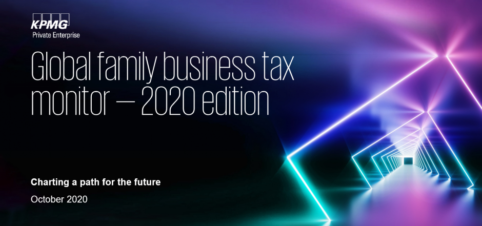 Global Family Business Tax Monitor 2020